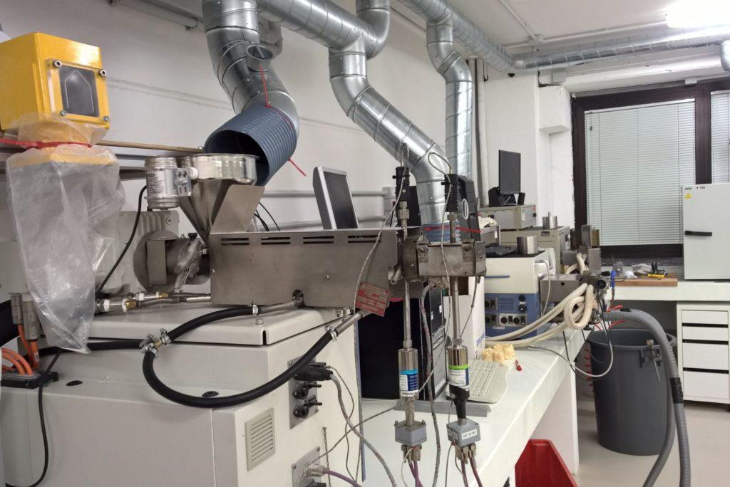 Moderni ed avanzati laboratori.
