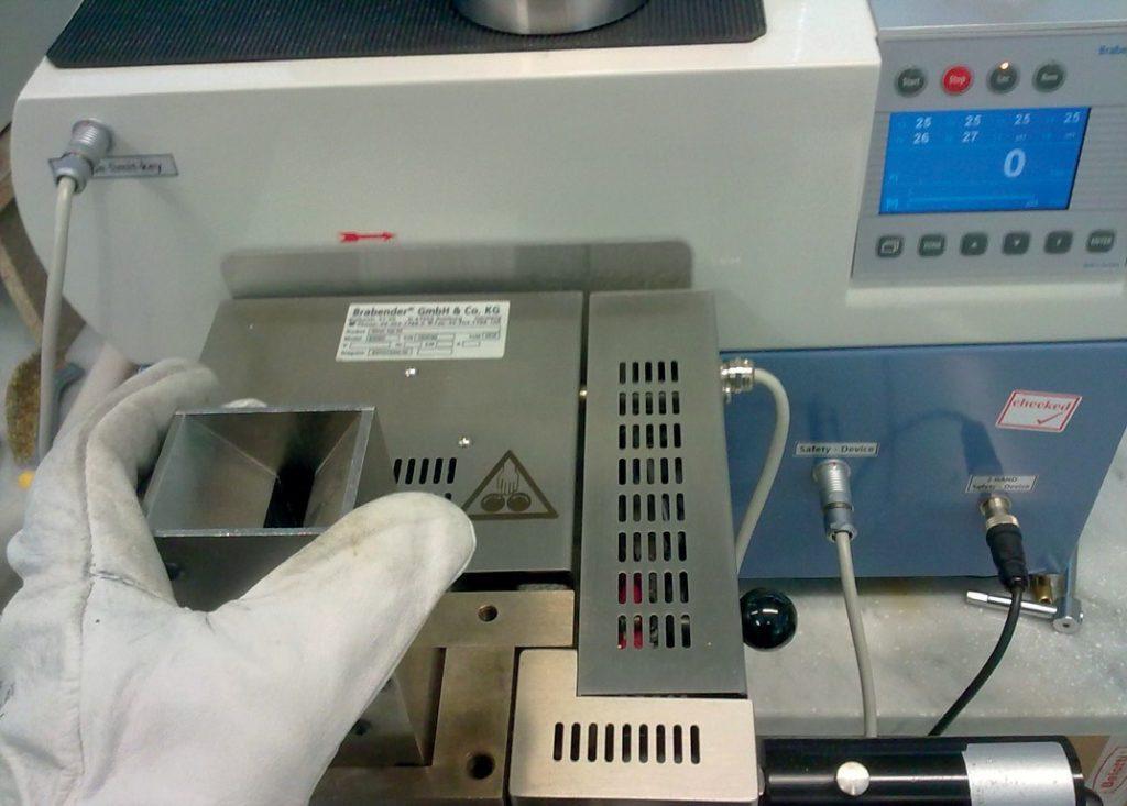 Titanstuc, laboratori per il PVC, ritardanti alla fiamma, soppressori di fumo